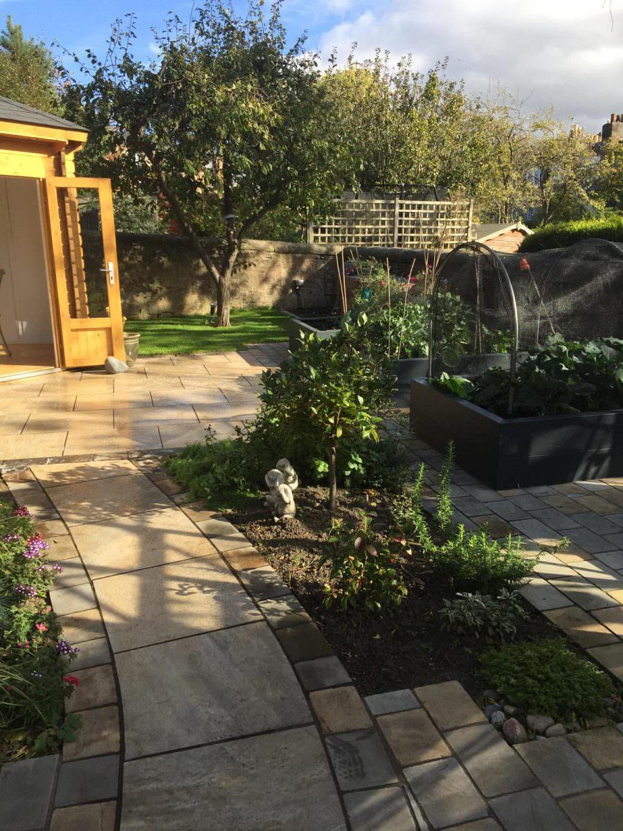 Murrayfield Garden Design Example